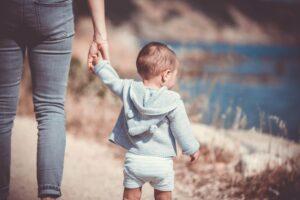 Crianza con apego y respetuosa